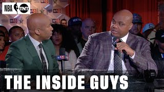 Should Anthony Davis Dictate Where He's Traded? | Inside the NBA