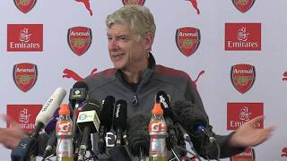Arsene Wenger: I understand this is the end of my Arsenal reign