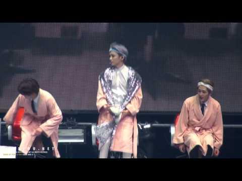 [fancam] 140308 샤이니콘서트 - girls girls girls key 직캠 (full ver.)
