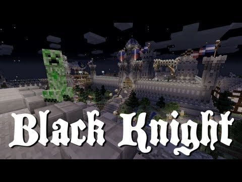 Minecraft Xbox - Black Knight - Smashpipe Games