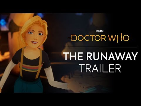 Anteprima: Doctor Who The Runaway VR il trailer