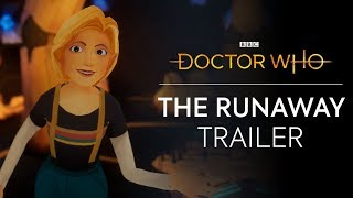 FIRST LOOK: The Runaway VR Trailer | Doctor Who