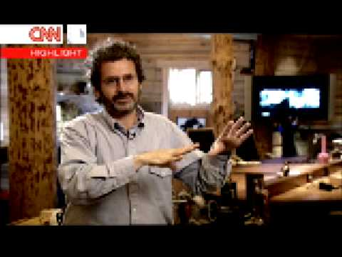 Neil Gershenfeld - CNN - YouTube