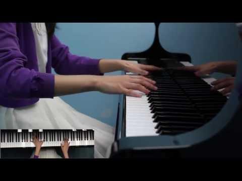 《愛 ‧ 回家》鄭欣宜︱擁抱愛【Piano Cover︱鋼琴】