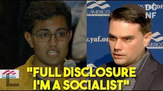 Ben Shapiro Destroys Socialism