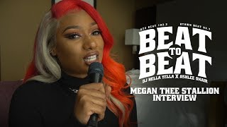 Megan Thee Stallion talks her love for anime, freestyles, uncut scenes from Big Ole Freak + more