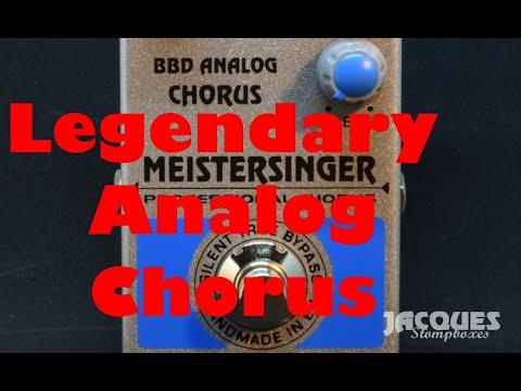 jacques meistersinger chorus hd demo