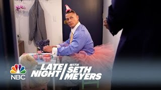 Seth Exposes John Cena's Embarrassing Secret - Late Night with Seth Meyers