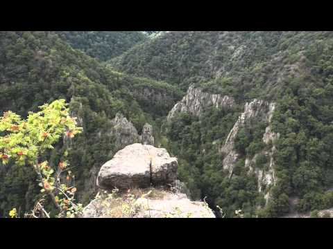 Auf der Rosstrappe -  Der Berg
