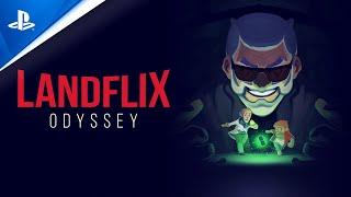 Landflix Odyssey - Gameplay Trailer | PS4