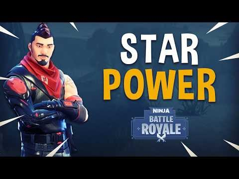 Star Power! - Fortnite Battle Royale Gameplay - Ninja