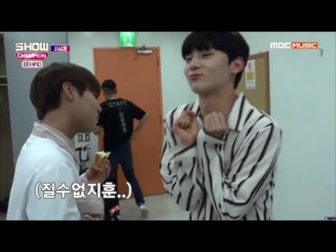 HWANG MINHYUN  FUNNY AND CUTE MOMENTS  [2017/WANNA ONE]