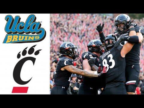 UCLA vs Cincinnati NCAAF Week 1 Highlights | College Football Highlights