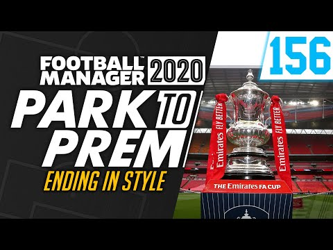 Park To Prem FM20 | Tow Law Town #156 - ENDING IN STYLE | Football Manager 2020