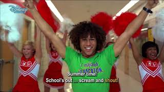 High School Musical 2 | What time is it? - Music Video - Disney Channel Italia