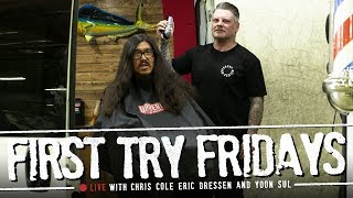 15 Years of Hair on the Line | Chris Cole - First Try Fridays... LIVE!