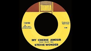 Stevie Wonder ~ My Cherie Amour 1969 Soul Purrfection Version