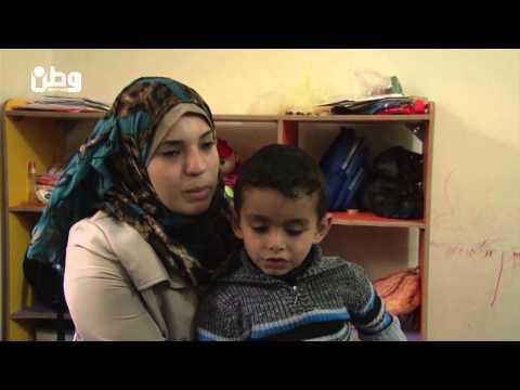 غزة: الطفل مؤمن فقد القدرة على الكلام منذ أن أفقده العدوان والده
