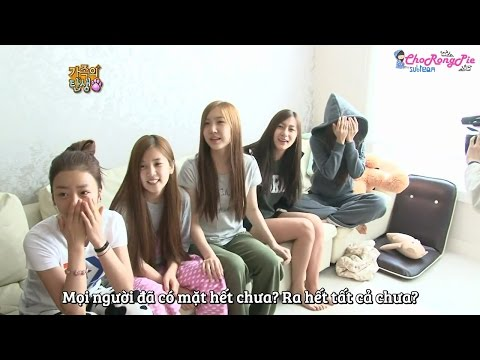 [Vietsub] Apink - Birth Of A Family Ep 2