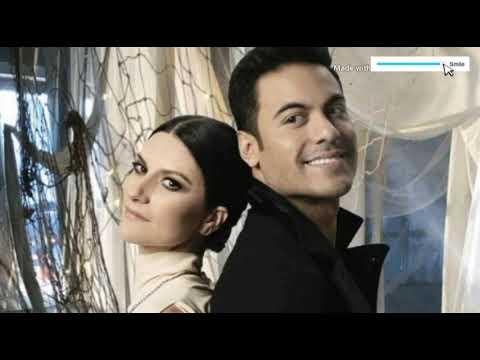 Laura Pausini & Carlos Rivera La solución ( letra) ❤