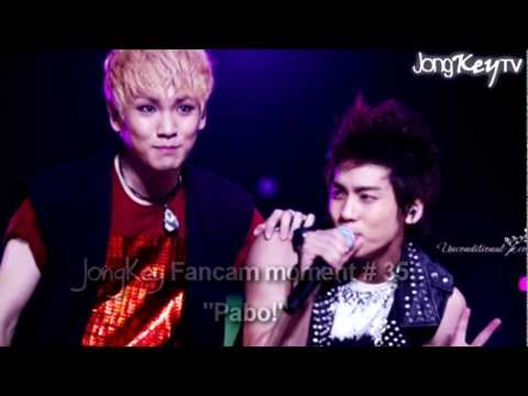 JongKey 종키 Fancam moment # 35 -