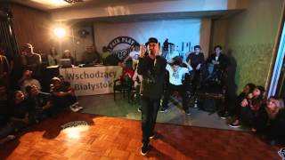 KRUK, LANDO, SALAH | Judges Demo | Battle Of Białystok | Fair Play Dance Up 2014