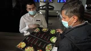 Сотрудники Роспотребнадзора проверили работу ресторанов