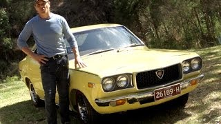 Mazda RX3 - Shannons Club TV -  Episode 10