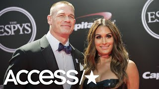 John Cena Says His Split From Nikki Bella 'Sucks' | Access