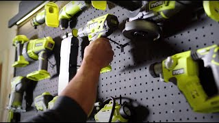 Video: 18V ONE+™ HYBRID LED PROJECT LIGHT