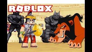 كيف تصبح مصارع وجندى قوي فى لعبة roblox !!     -
