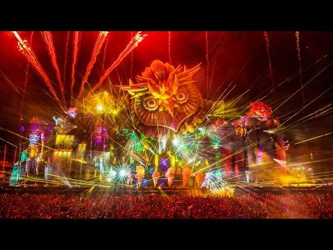 EDC UK 2016 - The Crystal Village Announcement Trailer