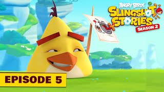 Angry Brids Slingshot Stories - S2 - EP5