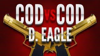 DEAGLE: COD4 vs MW2 vs MW3 / COD vs COD #27