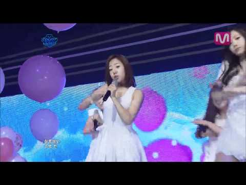 A Pink (에이핑크) - I Don't Know (몰라요) 0421 Mcountdown