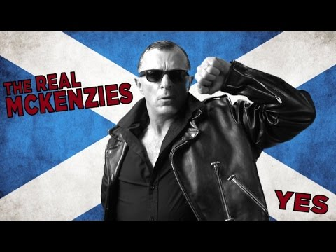 The Real McKenzies - Yes
