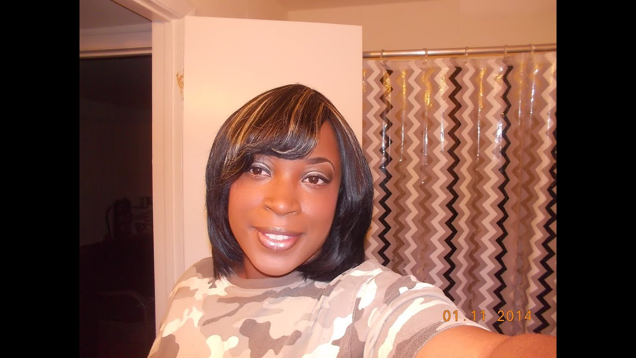 Duby Hair Weave Styles: DUBY WRAP QUICK WEAVE