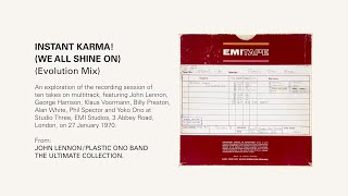 Instant Karma! (We All Shine On) (Elements Mix)