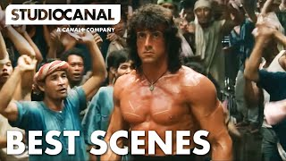 TOP SCENES FROM RAMBO III - Starring Sylvester Stallone