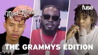 JID, YBN Cordae, T-Pain & More: The Best of Mind Massage: The Grammys Edition   Mind Massage   Fuse
