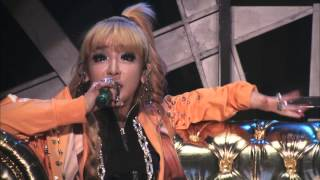 "2NE1 - ""I Don't Care (Reggae Mix)"" New Evolution in Japan"