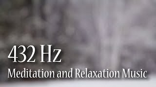 Serenity   432 Hz ▶ 2 hours   Relaxing, Soothing Music for Meditation and Sleep