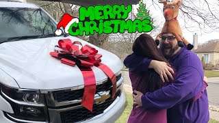 Buying Wife New Car For Christmas *Emotional*