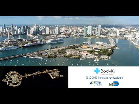 Women-Led BodyK Receives the Keys to Miami Dade County