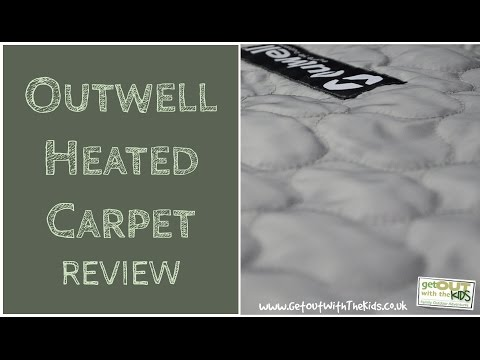 video Did you know you can get underfloor heating for your tent?