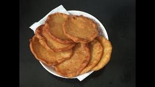 Thử nấu ăn || Bánh bột mì chiên - Bánh bột mì trứng sữa - Làm bánh đơn giản