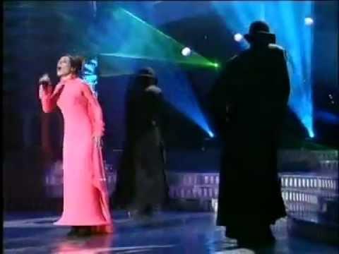 Полина Ростова   Несчастливая Песня года mpg