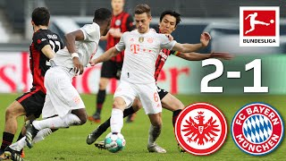 Frankfurt is unstoppable   Eintracht Frankfurt - FC Bayern München   2-1   Highlights   Matchday 22