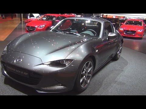 @NewsFromMazde Mazda #MX-5 RF Revolution SkyActiv G 160 MT6 Grey (2017) Exterior and Interior in 3D