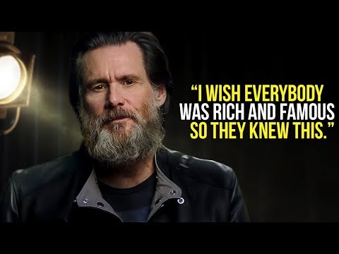 Jim Carrey Leaves the Audience SPEECHLESS